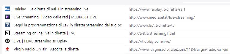 TV A CONFRONTO - Pagina 6 Stream10