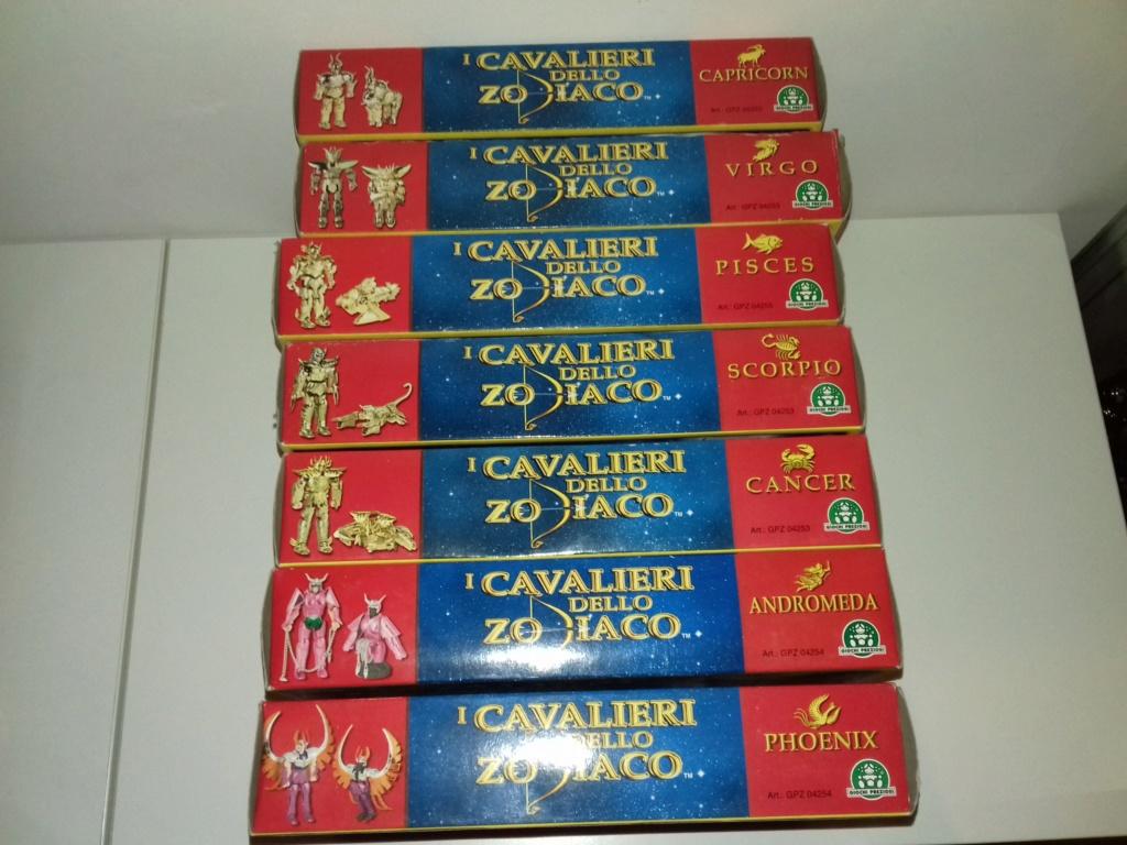 Lotto Cavalieri Zodiaco Mai Aperti 20190410