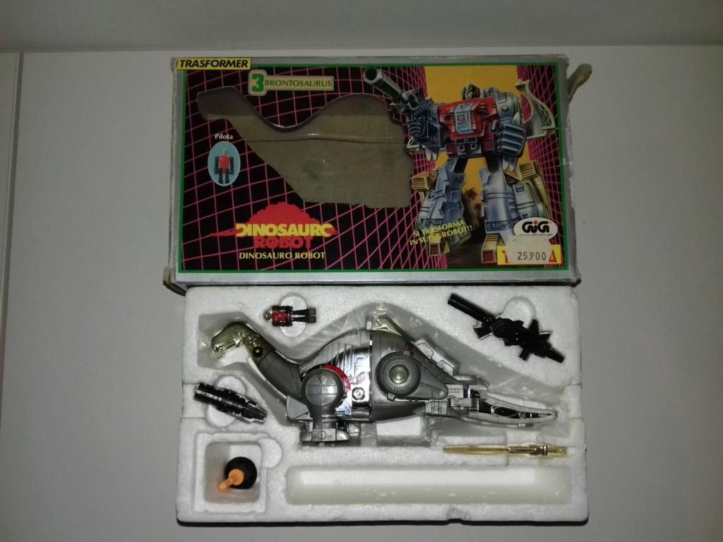 transformers - Dinobot Brontosauro Transformers Sludge Diaclone 20190419