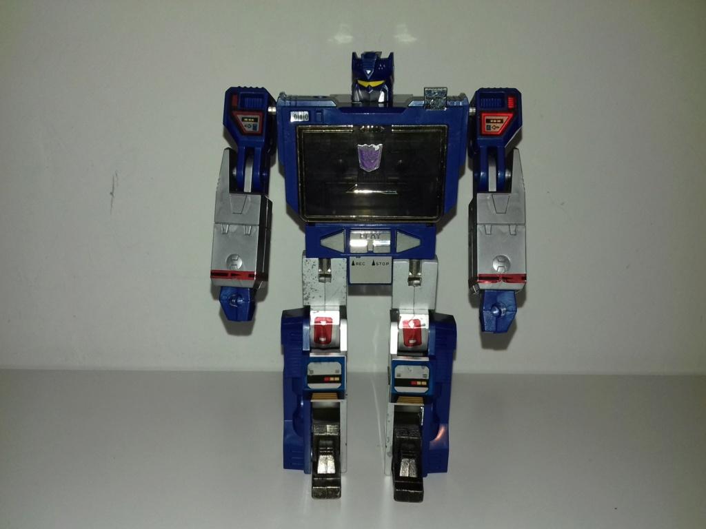 Recorder Robot Diaclone Radio Robot Transformers 20190422
