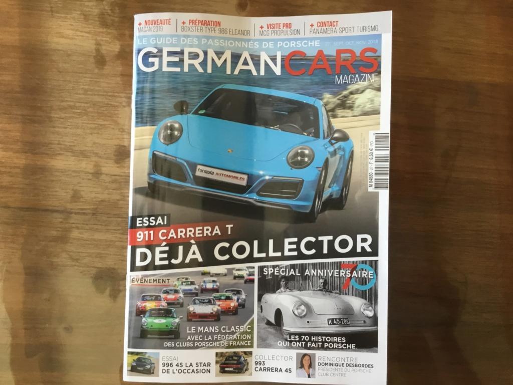 Germain cars N° 27 sept-oct-nov 2018 Image10