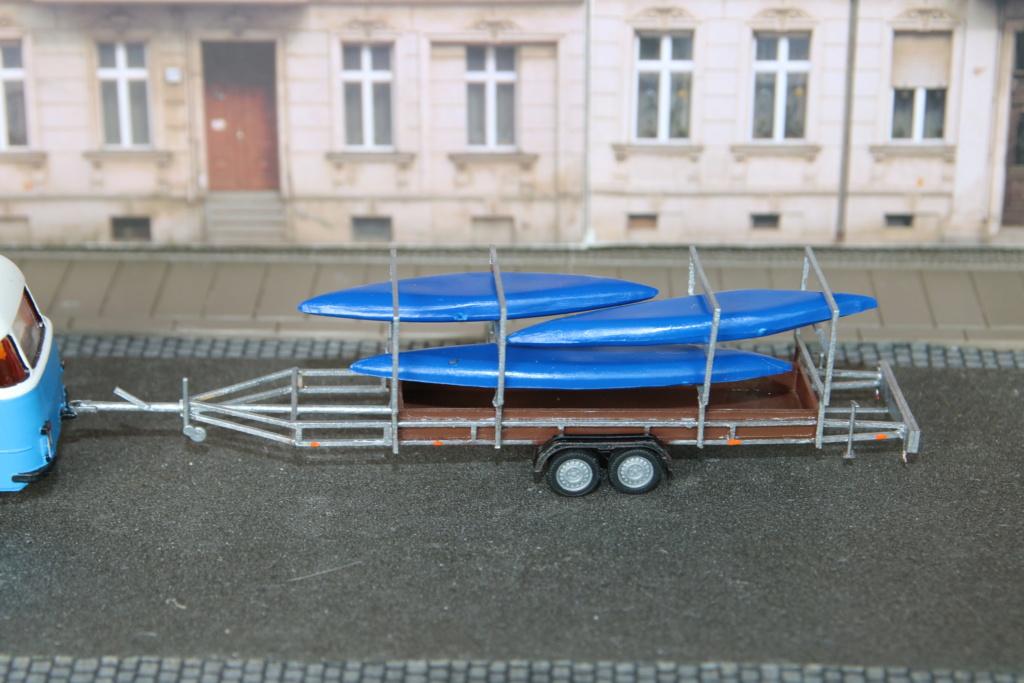 Bootstransportanhänger für Ruder- und Paddelboote 20180813