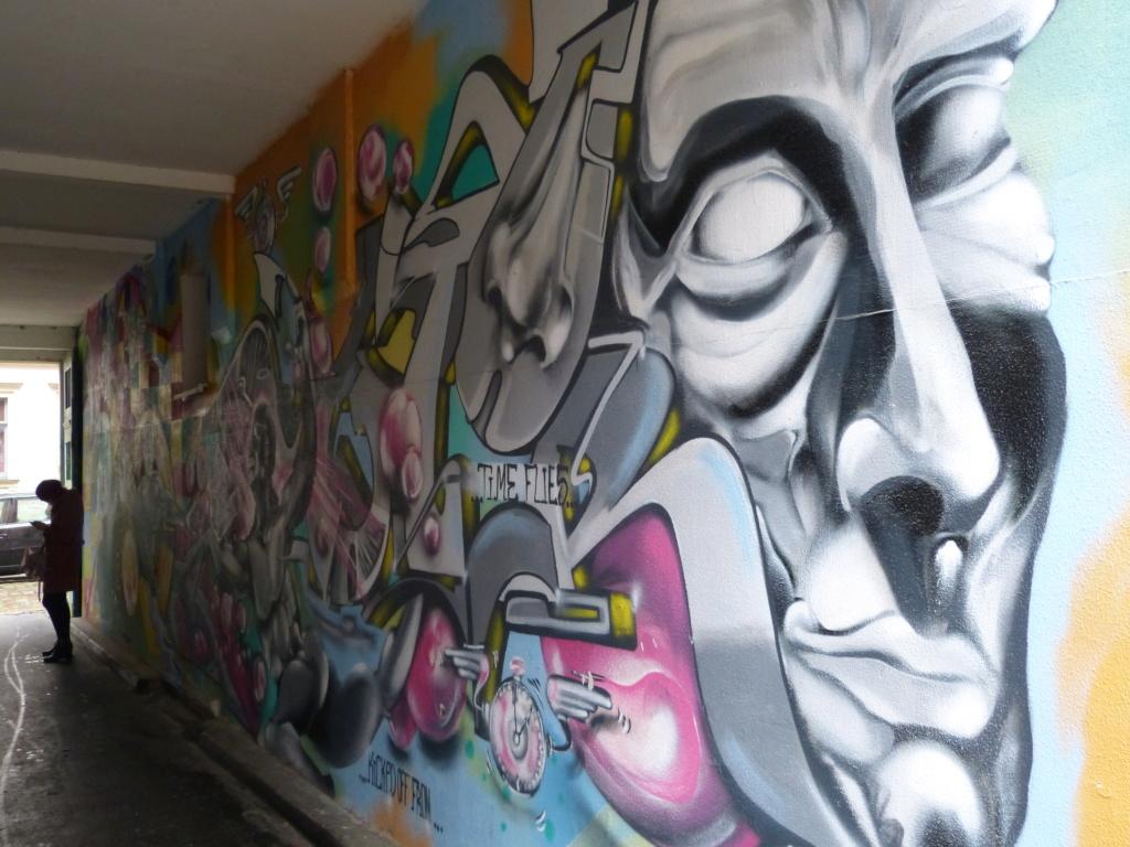 tags artistiques vus en randonnées  66_dre11