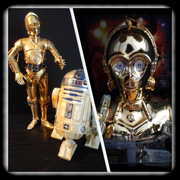 Collection N°007  trooper93 C3po10