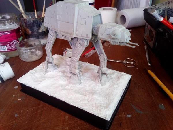 Diorama La bataille de Hoth Img_2119
