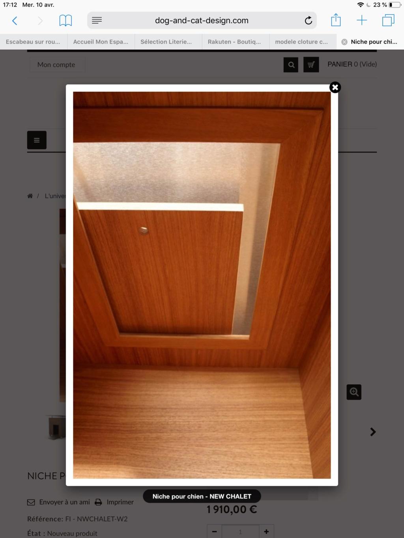 Une niche en Robinier - Page 2 Img_5822