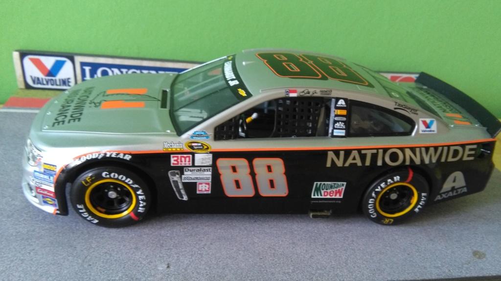 Chevy SS 2016 #88 Jeff gordon nationwide insurance Img_2042