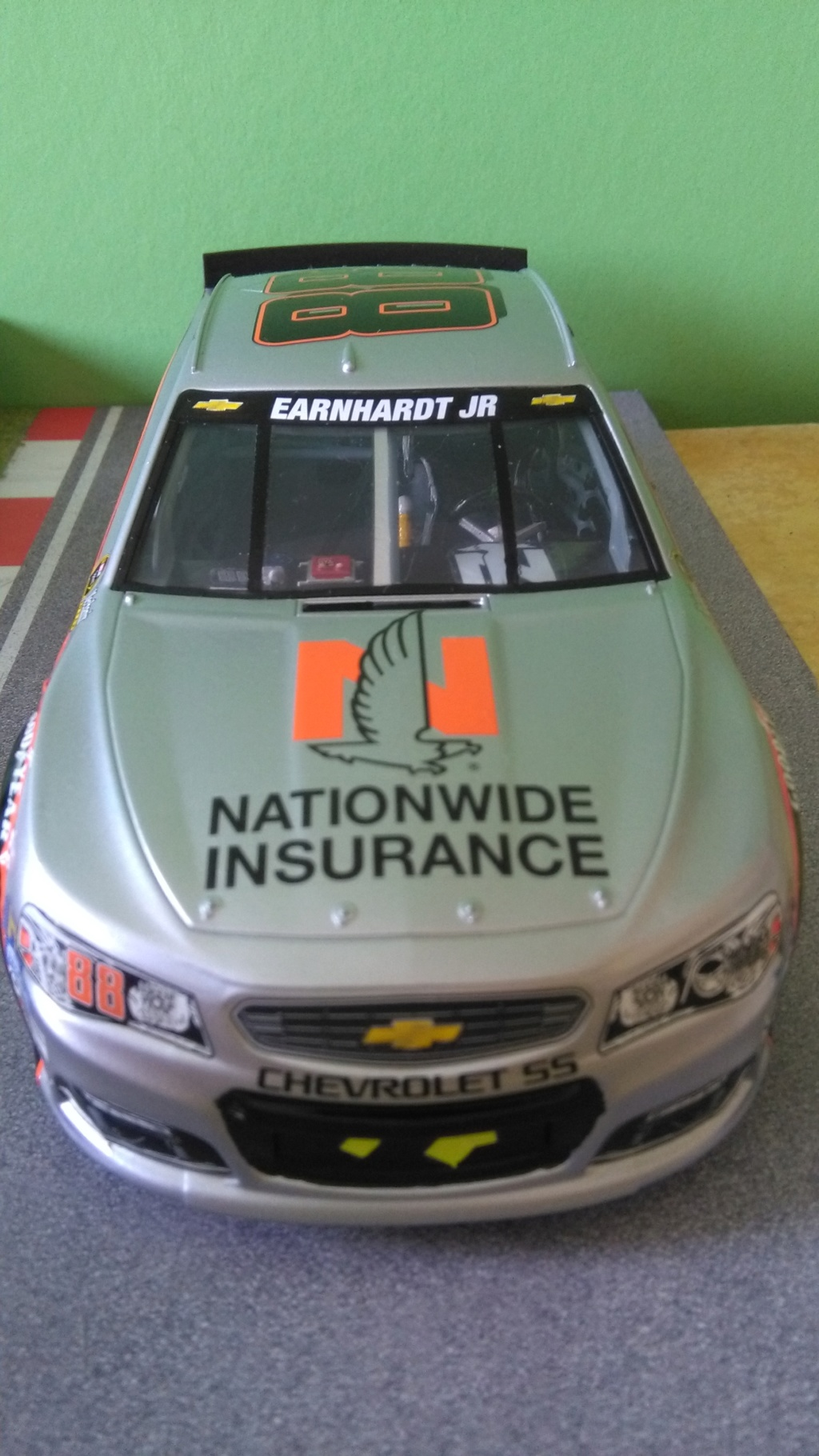 Chevy SS 2016 #88 Jeff gordon nationwide insurance Img_2043