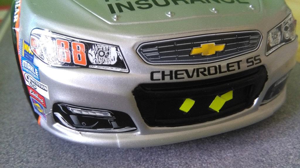 Chevy SS 2016 #88 Jeff gordon nationwide insurance Img_2047
