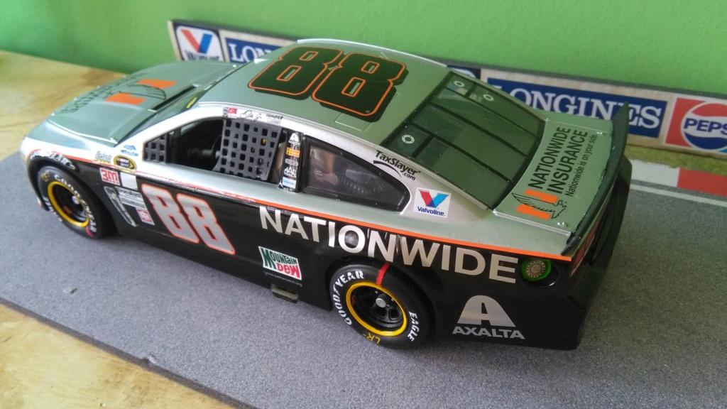 Chevy SS 2016 #88 Jeff gordon nationwide insurance Img_2048
