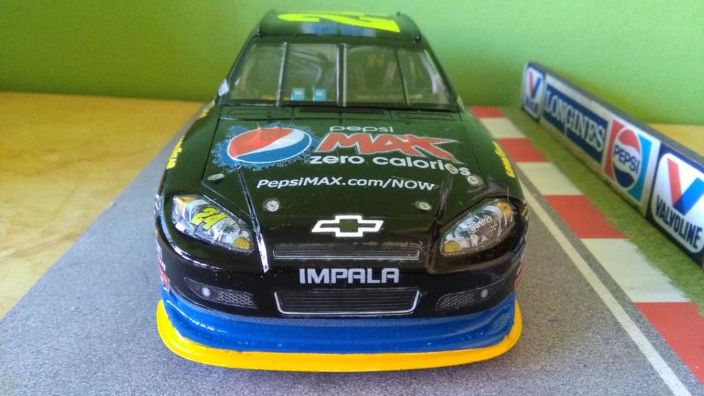 Chevy Impala 2012 #24 Jeff Gordon Pepsi Img_2175