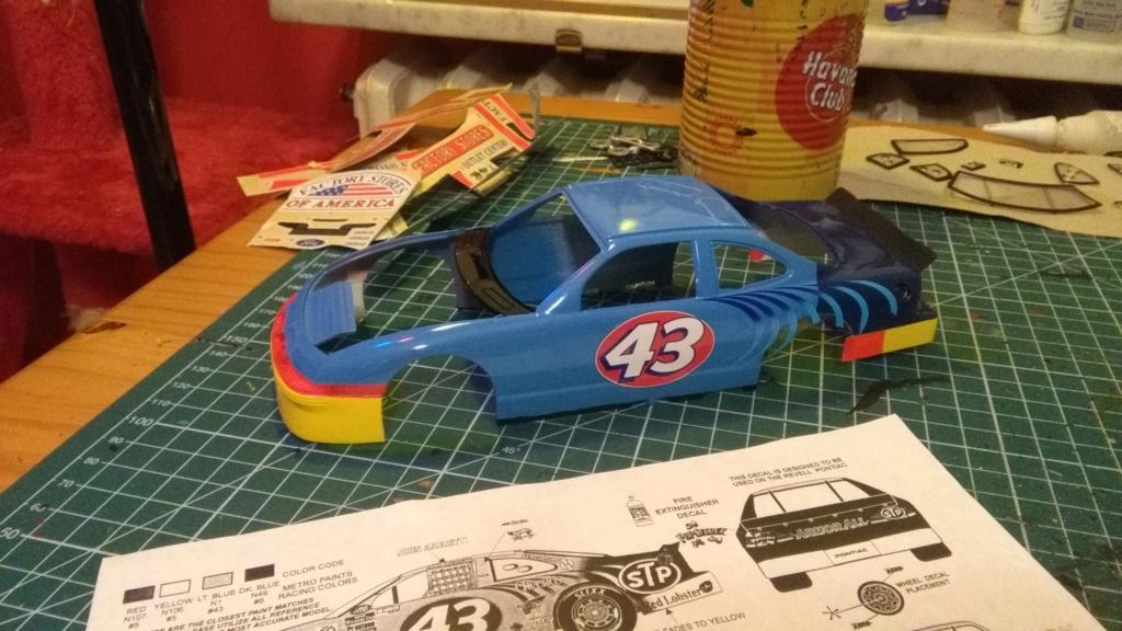 Pontiac Grand-prix 2000 #43 John Andretti STP  Img_2211