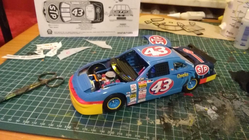 Pontiac Grand-prix 2000 #43 John Andretti STP  Img_2213