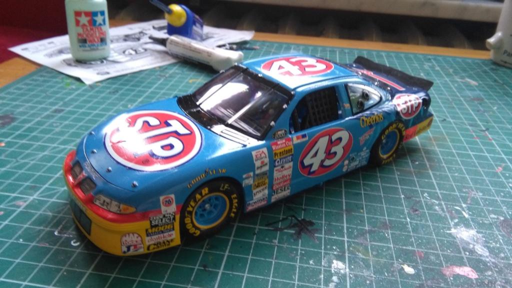 Pontiac Grand-prix 2000 #43 John Andretti STP  Img_2215