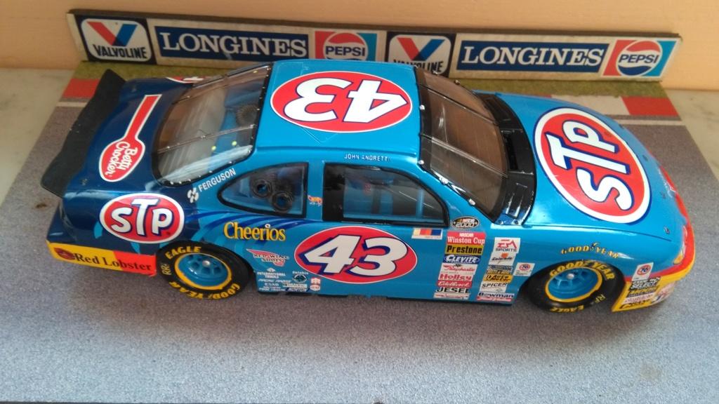 Pontiac Grand-prix 2000 #43 John Andretti STP  Img_2218