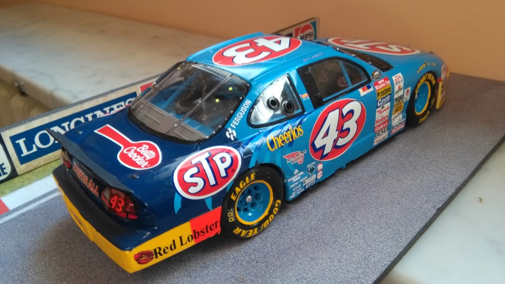 Pontiac Grand-prix 2000 #43 John Andretti STP  Img_2220