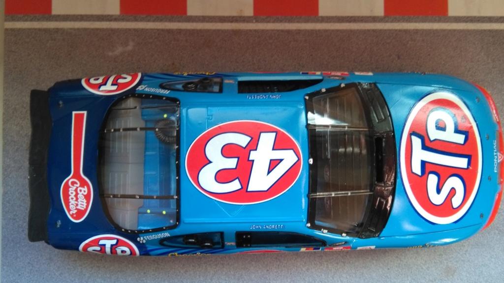 Pontiac Grand-prix 2000 #43 John Andretti STP  Img_2222