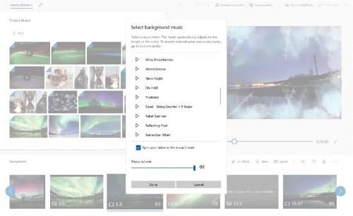 Comment créer une vidéo à partir d'images à l'aide de l'application Microsoft Photos Micros11