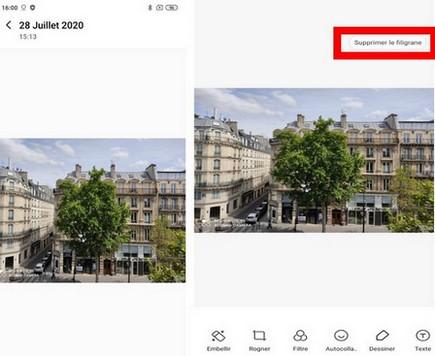 Xiaomi : Supprimez les filigranes sur vos photos Xiaomi13