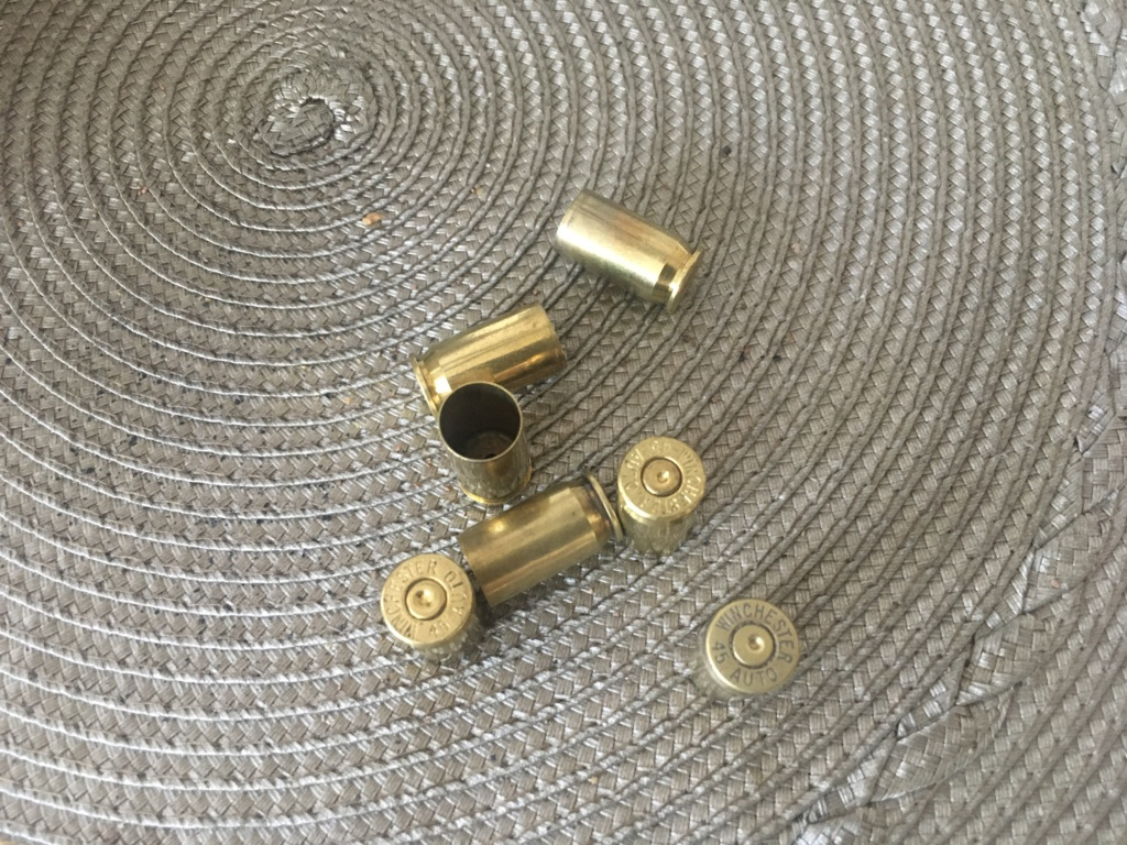 SPF-45ACP once fired Brass. Fc83c410