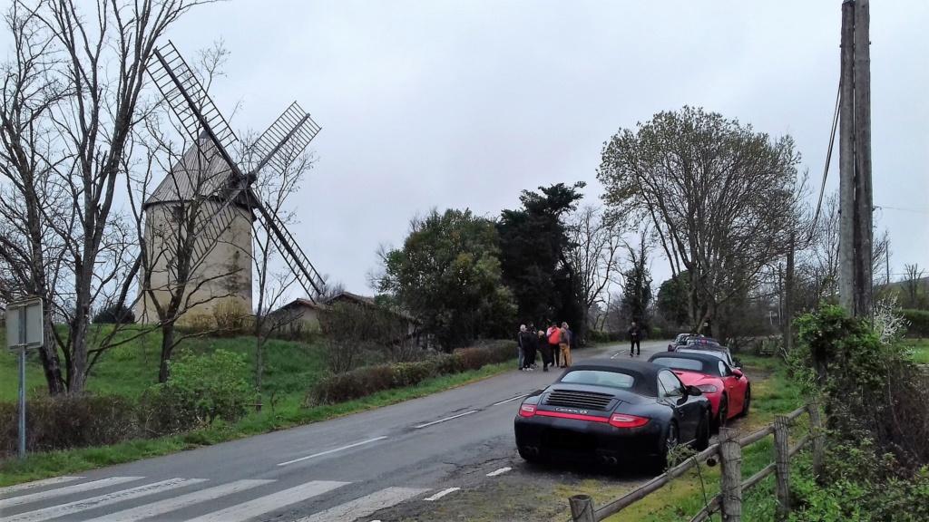 Sortie toulouse 10/03/2019: Sur les routes Pastel de Toutain 20190326