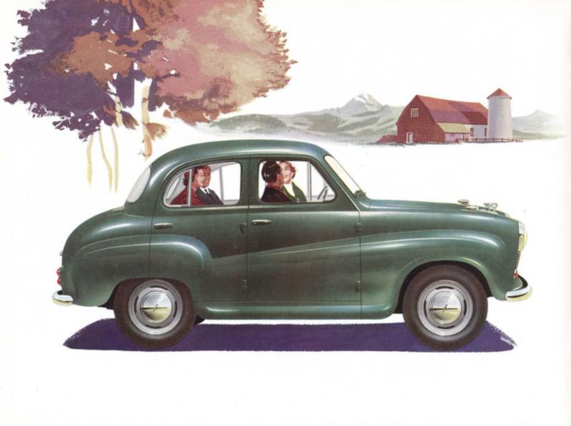 Austin A30/35 Austin10
