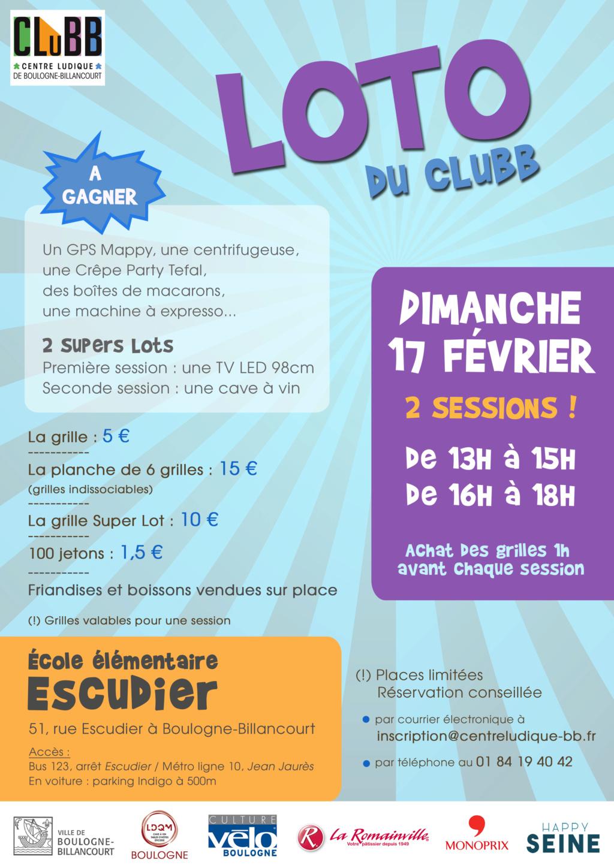 Centre Ludique de Boulogne-Billancourt (CLuBB) Loto_c10