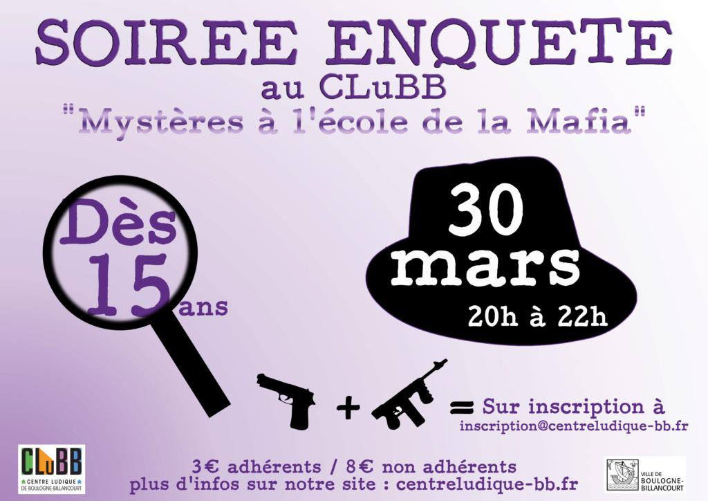 Centre Ludique de Boulogne-Billancourt (CLuBB) Soirzo10