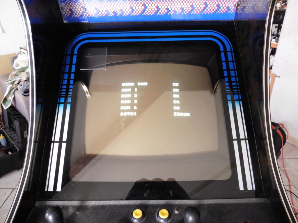 Réparation d'une borne européenne Multi games  0012_c10