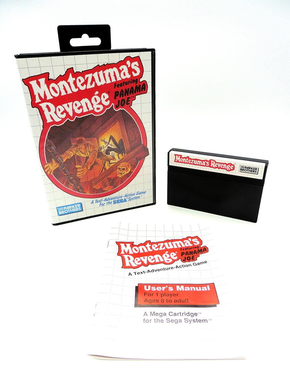 Montezuma's Revenge 2020-154