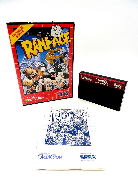 Rampage     2020-169