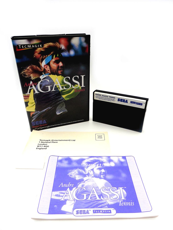 Andre Agassi Tennis Agassi10