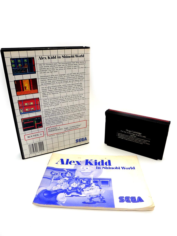 Alex Kidd in Shinobi World  Alex_k23