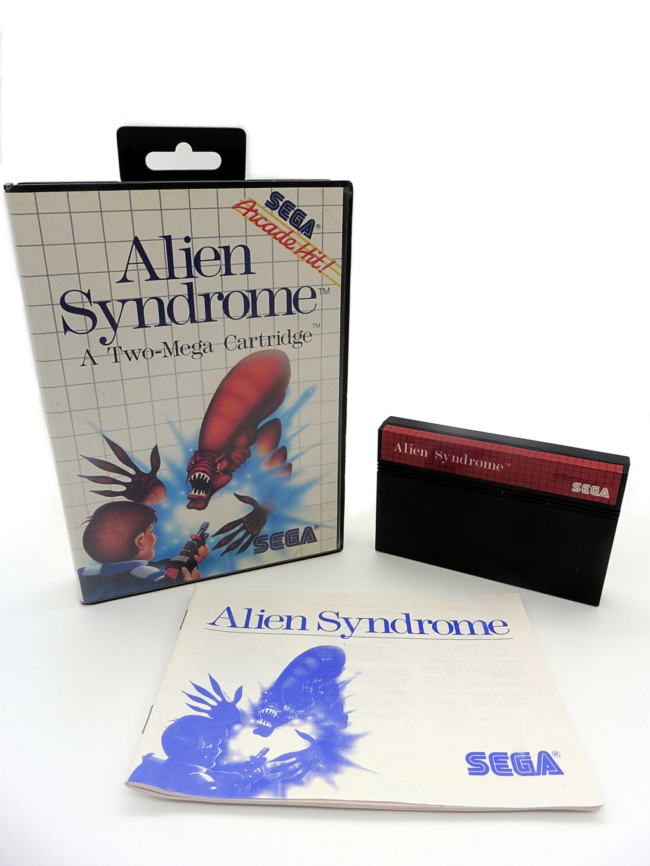 Alien Syndrome  Alien_19