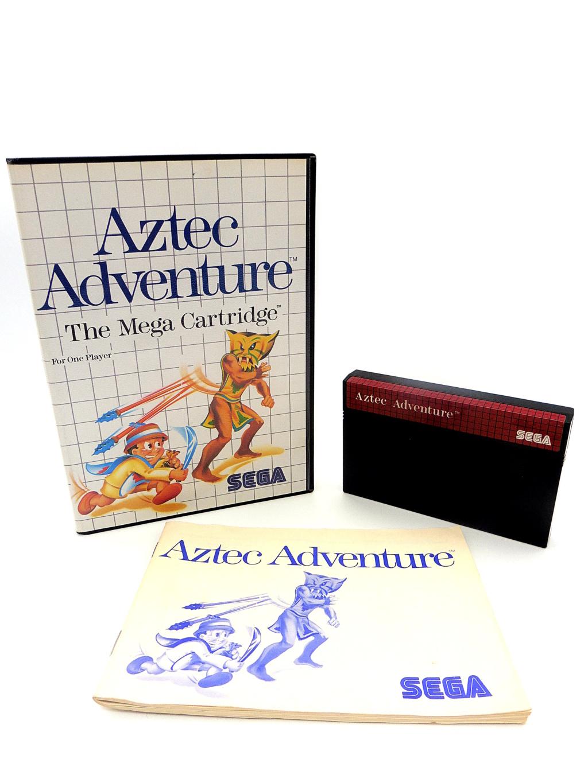 Aztec Adventure Aztec_10