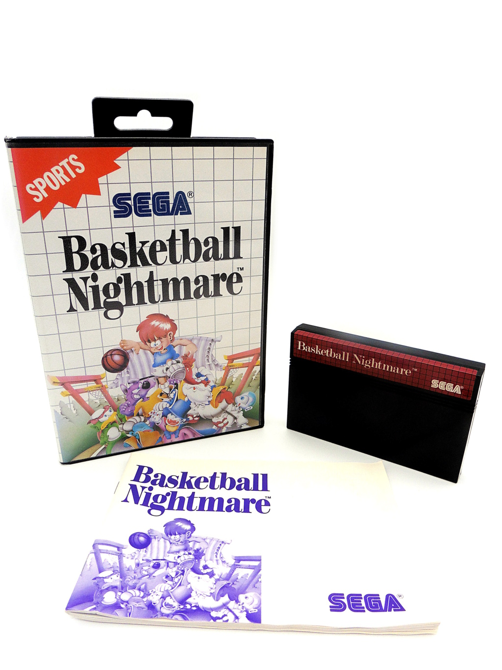 Basketball Nightmare Basket10
