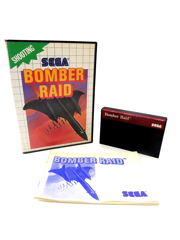 Bomber Raid  Bomber10