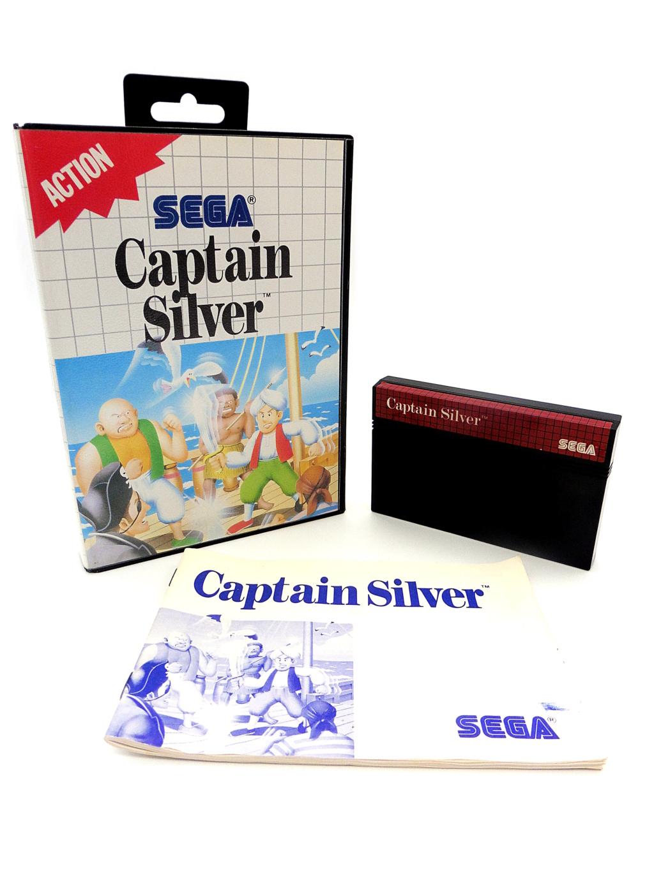 Captain Silver  Captai10