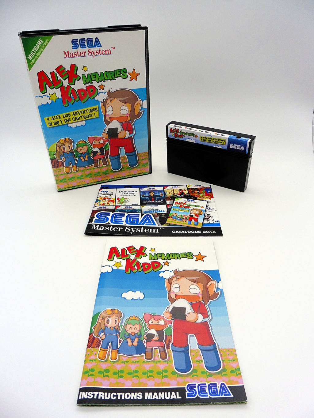 Alex Kidd Memories Cartmo14