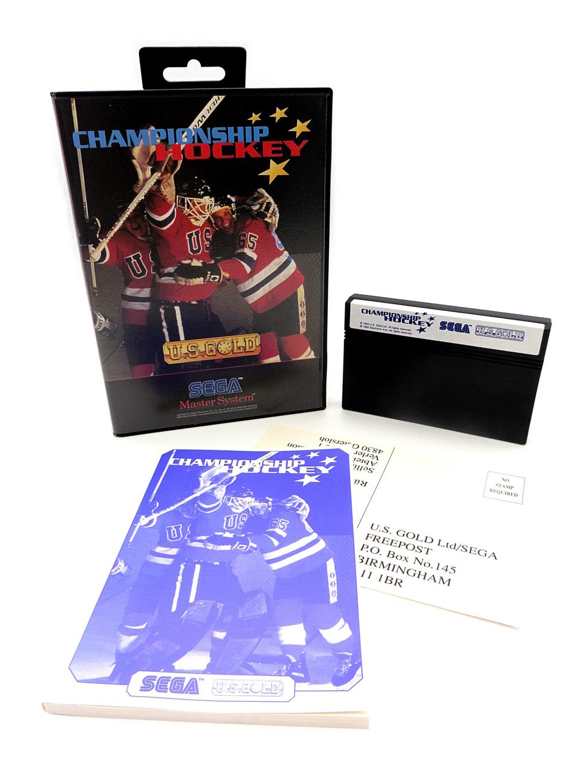 Championship Hockey Champi13