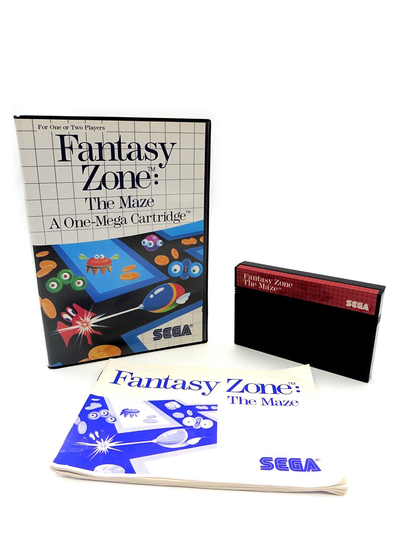 Fantasy Zone The Maze Fantas20