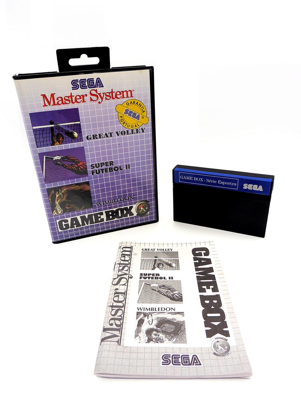 Game Box Série Esporte Gamebo12