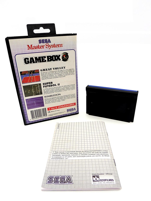 Game Box Série Esporte Gamebo13