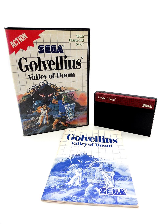 Golvellius Valley Of Doom Golvel12