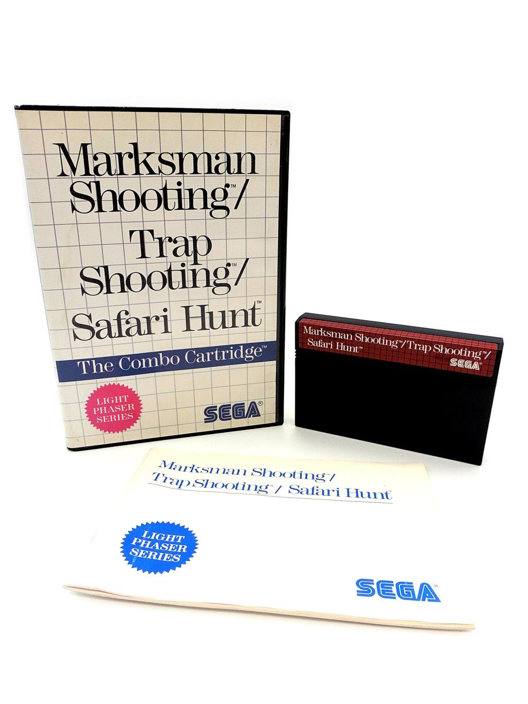 Marksman Shooting - Trap Shooting - Safari Hunt Marksm10