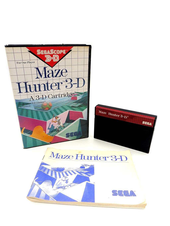Maze Hunter 3D Maze_h10