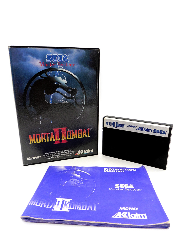 Mortal Kombat 2 Mortal11