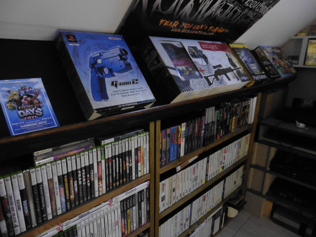 Atmostfear's gaming closet Novemb11