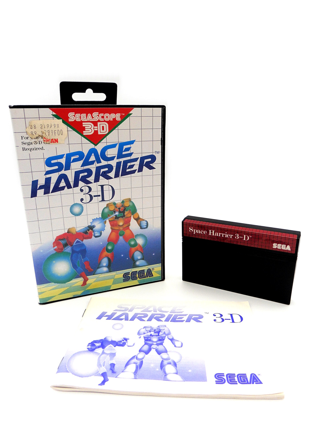 Space Harrier 3D Space_15