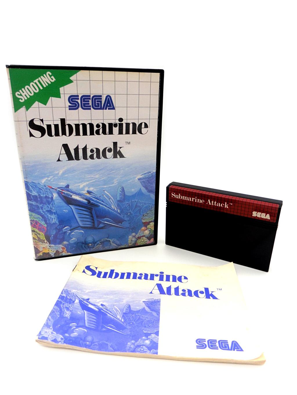 Submarine Attack Submar12